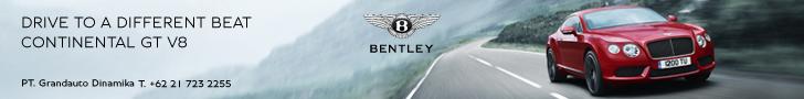 Bentley Top Banner